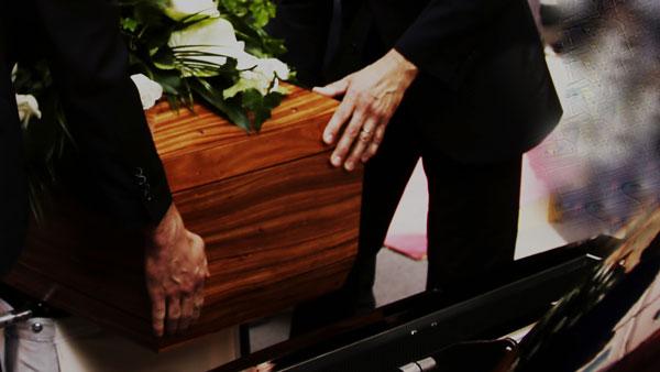 Allestimento e arredo funebre